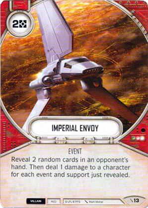 Imperial Envoy