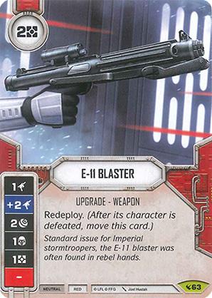 E-11 Blaster