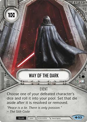 Way of the Dark