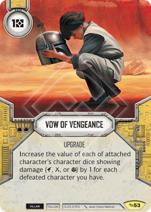 Vow Of Vengeance