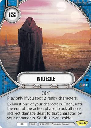 Into Exile