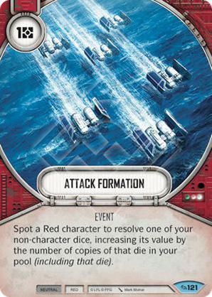 Attack Formation