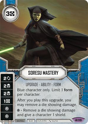 Soresu Mastery