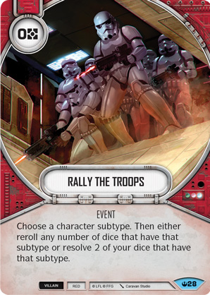 Rally the Troops